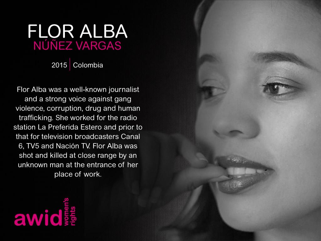 Flor Alba Nunez Vargas_ENG Album