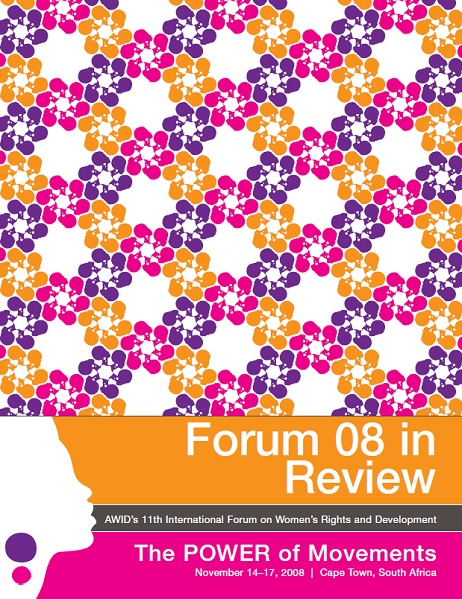 2008 Forum - In Review