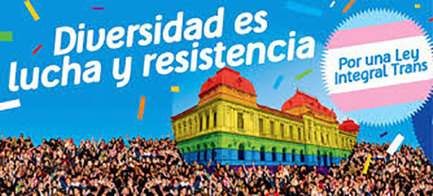 5 Moments of Resistance - Ley Integral para Personas Trans, Uruguay