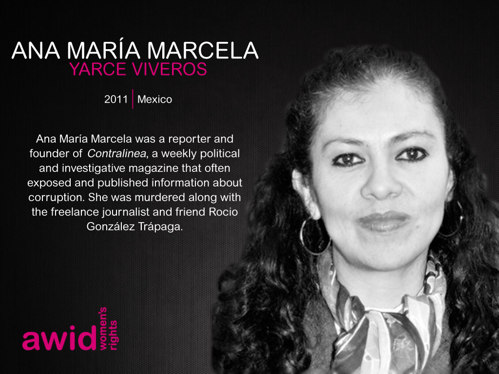 Ana Maria Marcela Yarce Viveros_ENG Album