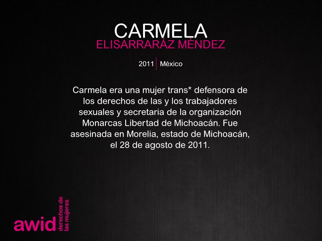 Carmela Elisarraraz Mendez_SP
