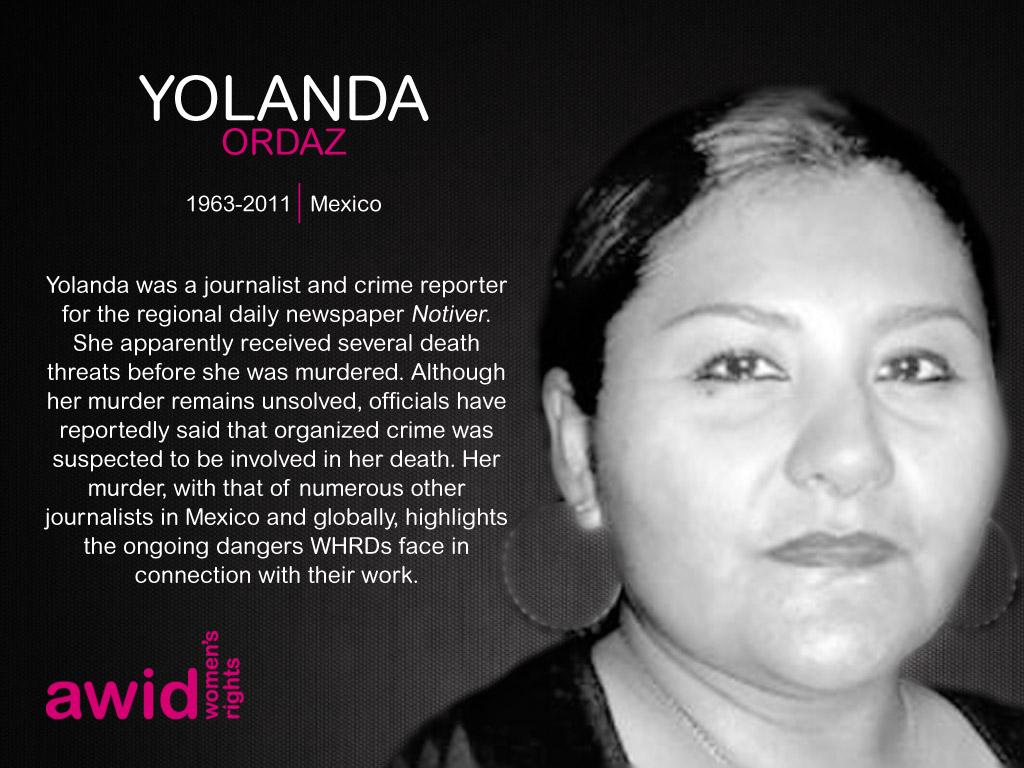 Yolanda Ordaz_ENG Album