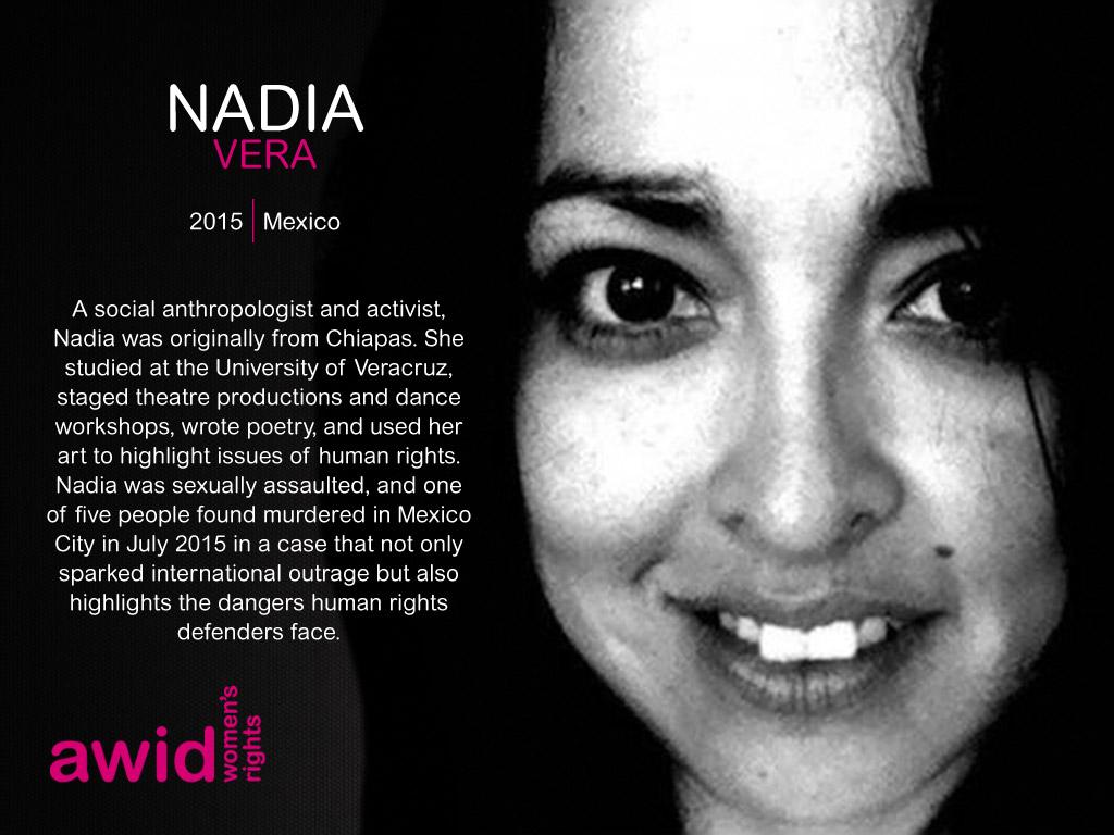Nadia Vera_ENG Album