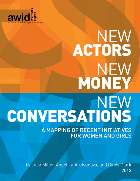 New Actors New Money New Conversations