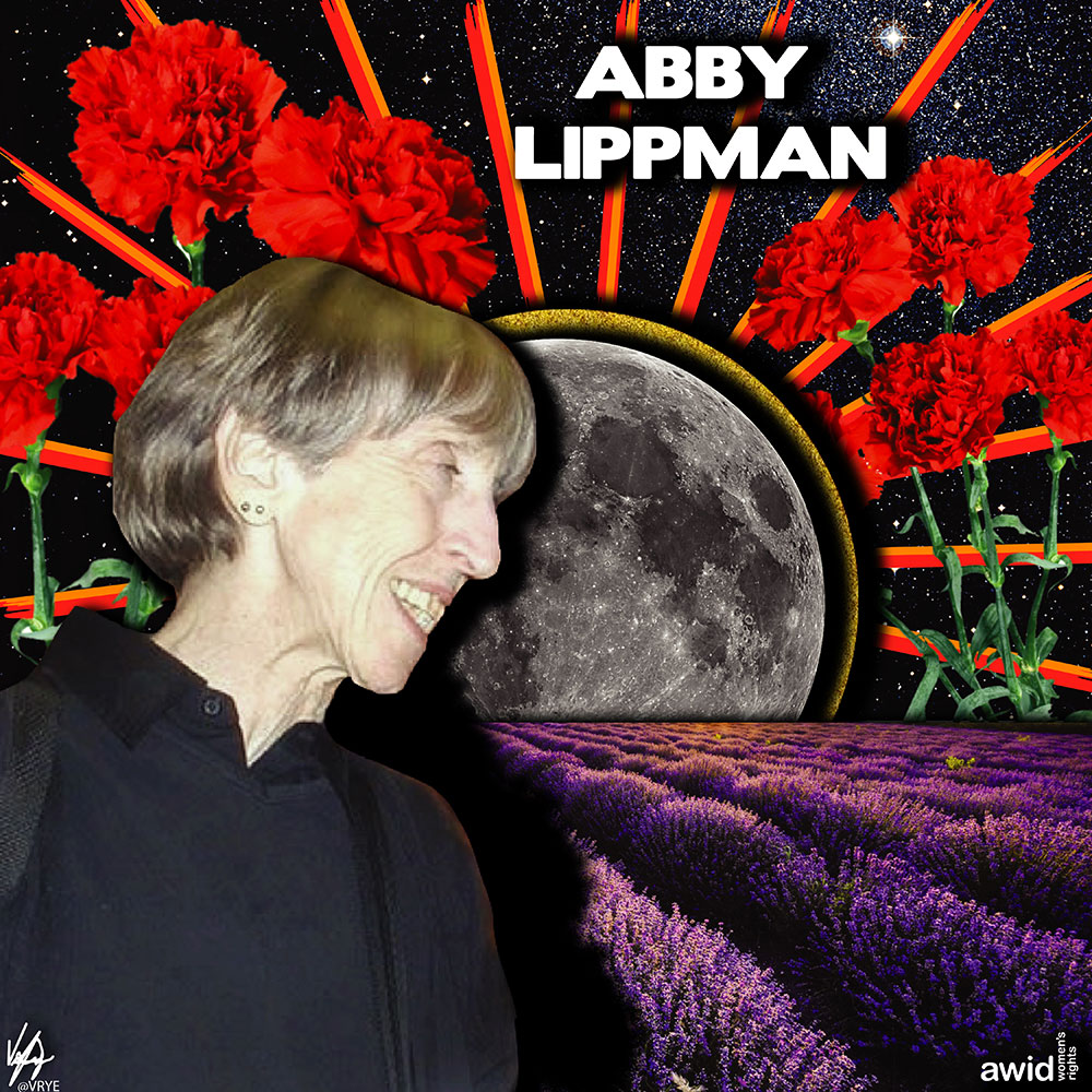 "<strong>Abby </strong>was a pioneering feminist, human-rights activist and former Canadian epidemiologist.<br /><a href=""http://www.awid.org/whrd/abby-lippman"">Read more &gt;</a>"