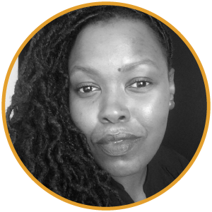 Forum Access Committee member - Lizzie Kiama