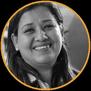 Forum Access Committee member - Pratima Gurung