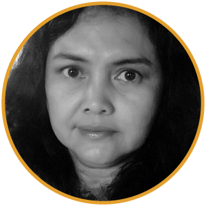 Forum Access Committee member - Yeni Rosa Damayanti