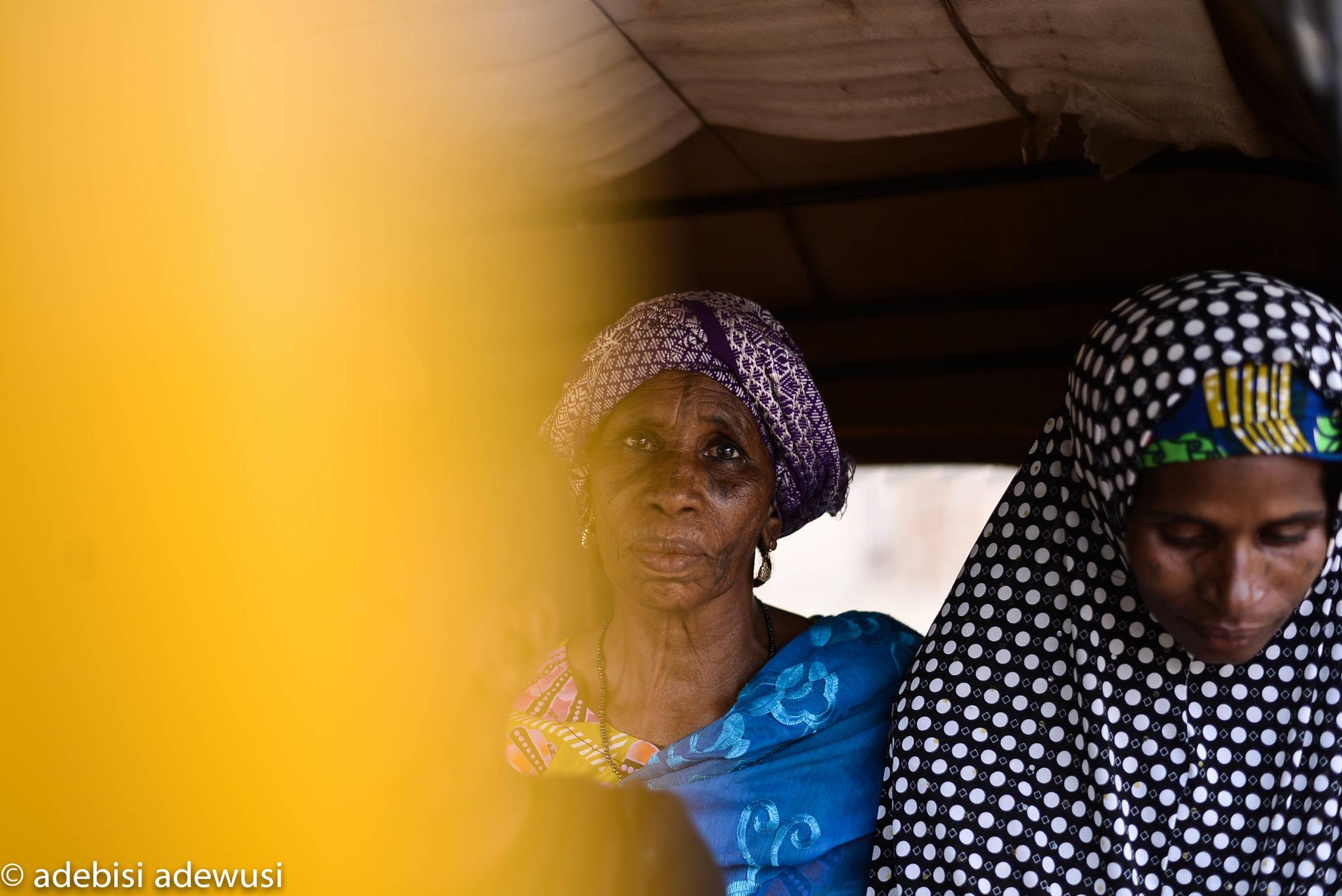 Adebisi Adewusi Photography Fulani Settlement 1