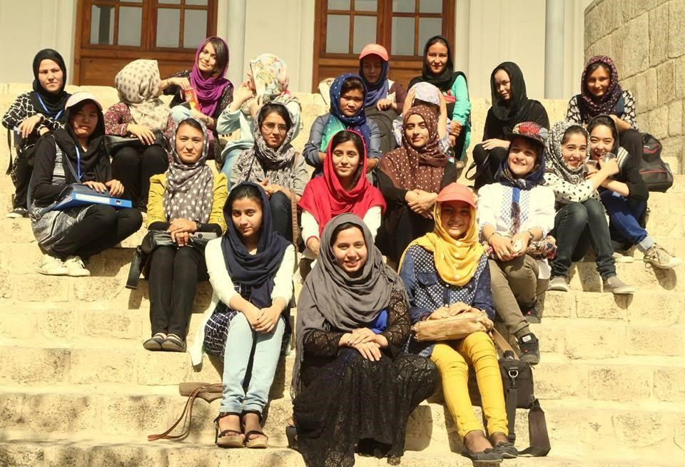 Afghan Girls' Leadership