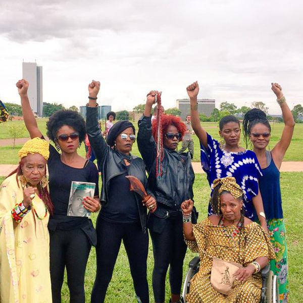Black women's march 4