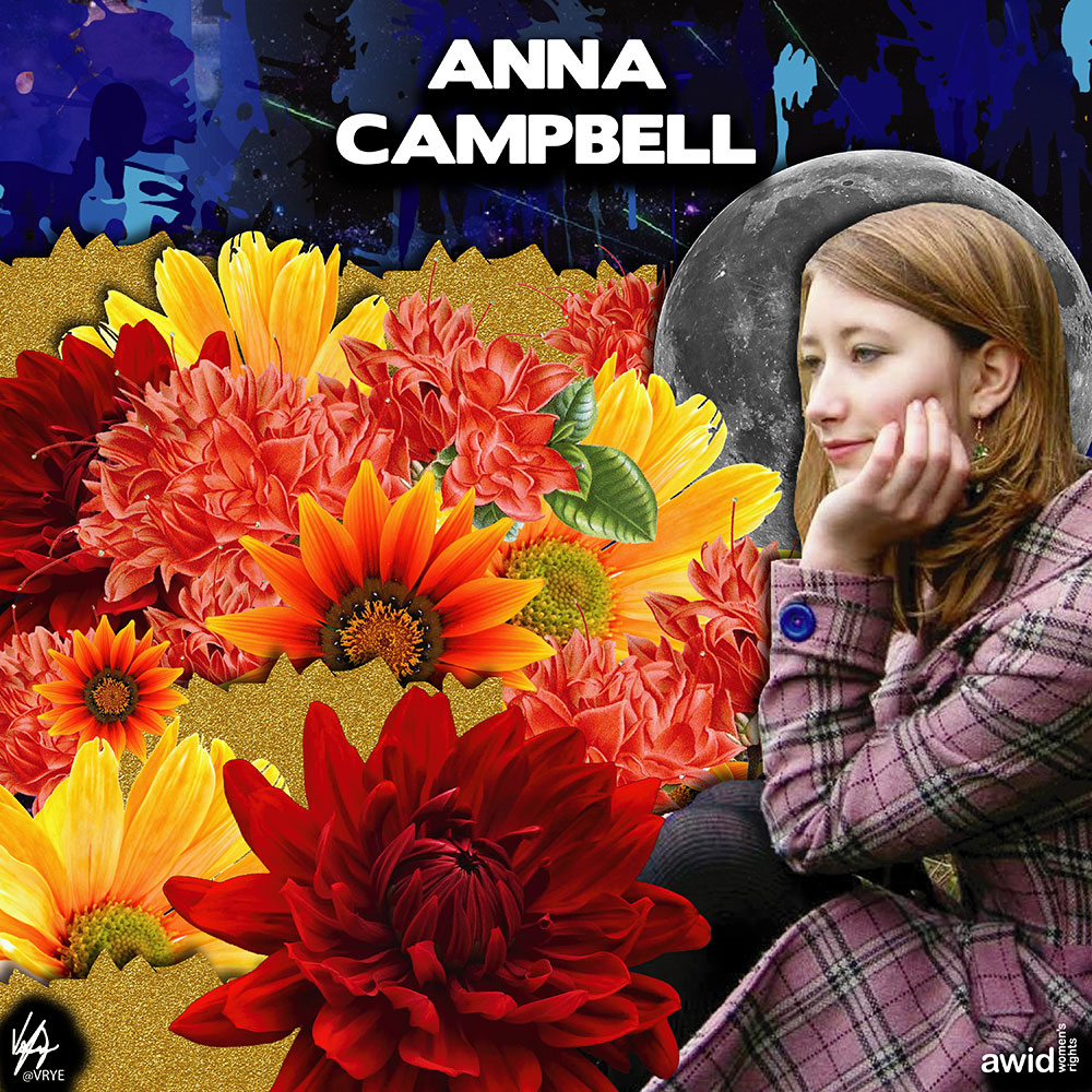 "<strong>Anna </strong>grew up in Lewes, Sussex (UK), she spent much of her time defending the marginalised and under-privileged, attending anti-fascist rallies.<br /><a href=""https://www.awid.org/whrd/anna-campbell-sehid-helin-qerecox"" title=""WHRD: Anna Campbell"">Read more ></a>"