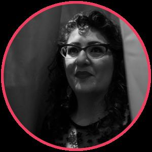 Forum Artist Working Group member - Nicole Barakat