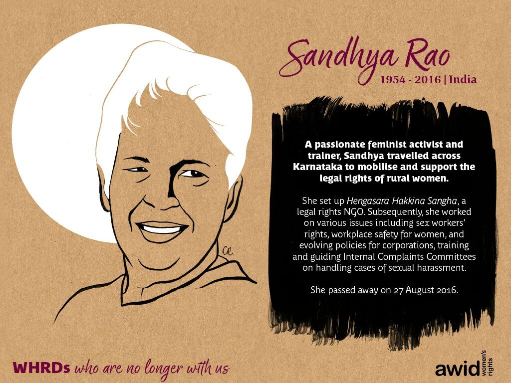 Sandhya Rao (EN)