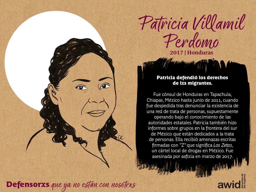 Patricia Villamil Perdomo (SP)