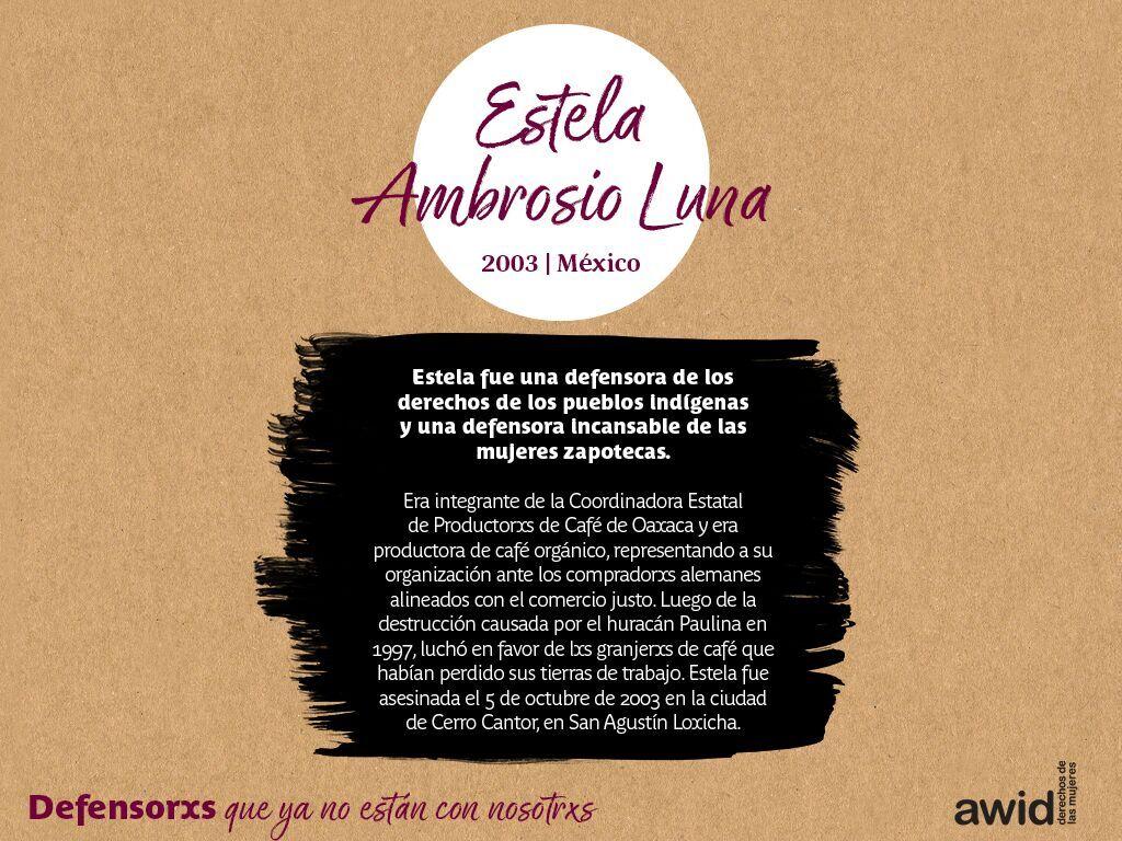 Estela Ambrosia Luna (SP)