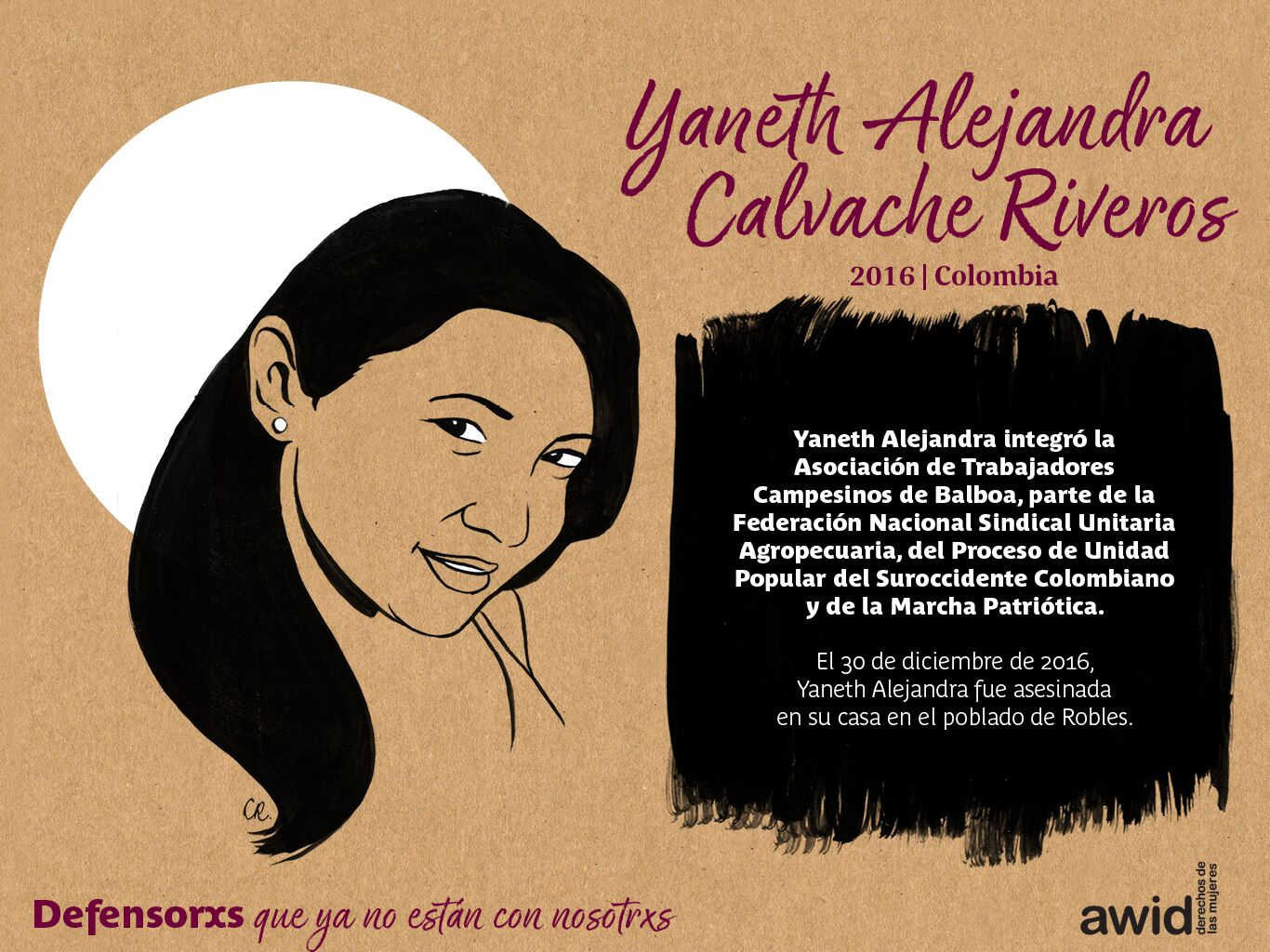 Yaneth Alejandra Calvache Riveros (SP)