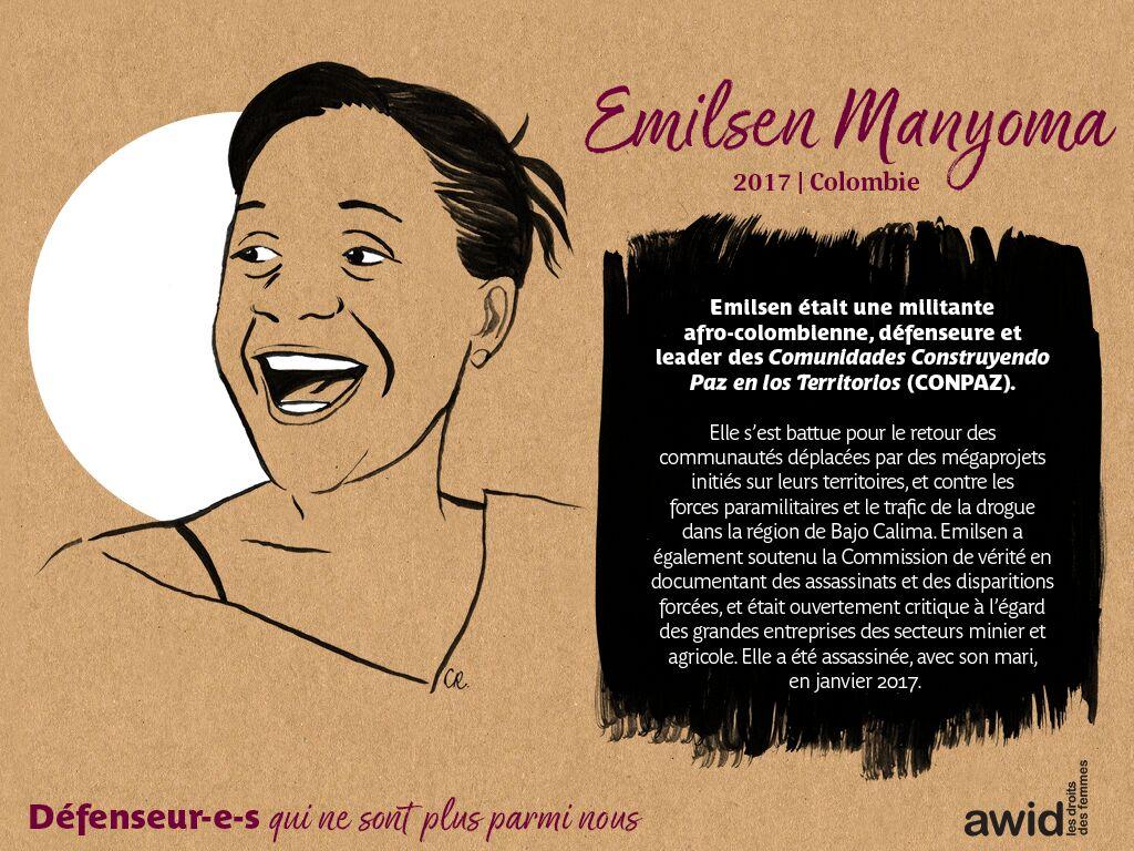 Emilsen Manyoma (FR)