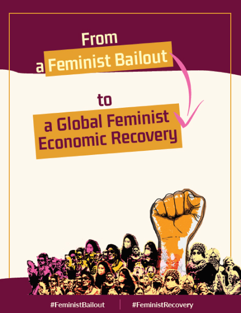 Feminist Bailout Manifesto - cover ENG