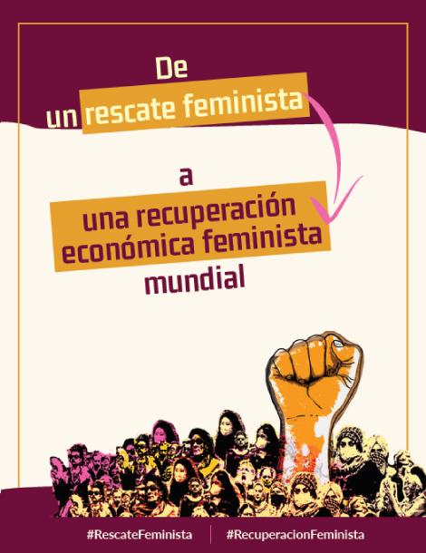 Feminist Bailout Manifesto - cover ESP