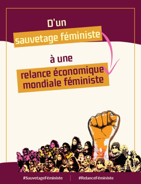 Feminist Bailout Manifesto - cover FRA