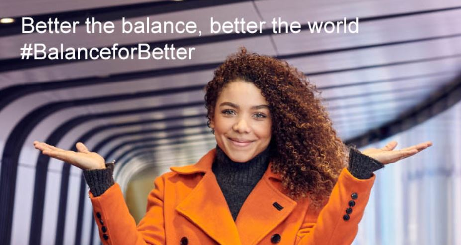 IWD19 - Balance For Better campaign