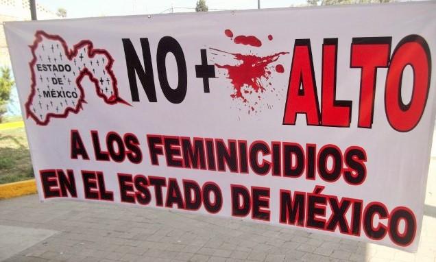 Feminicidios Mexico 2