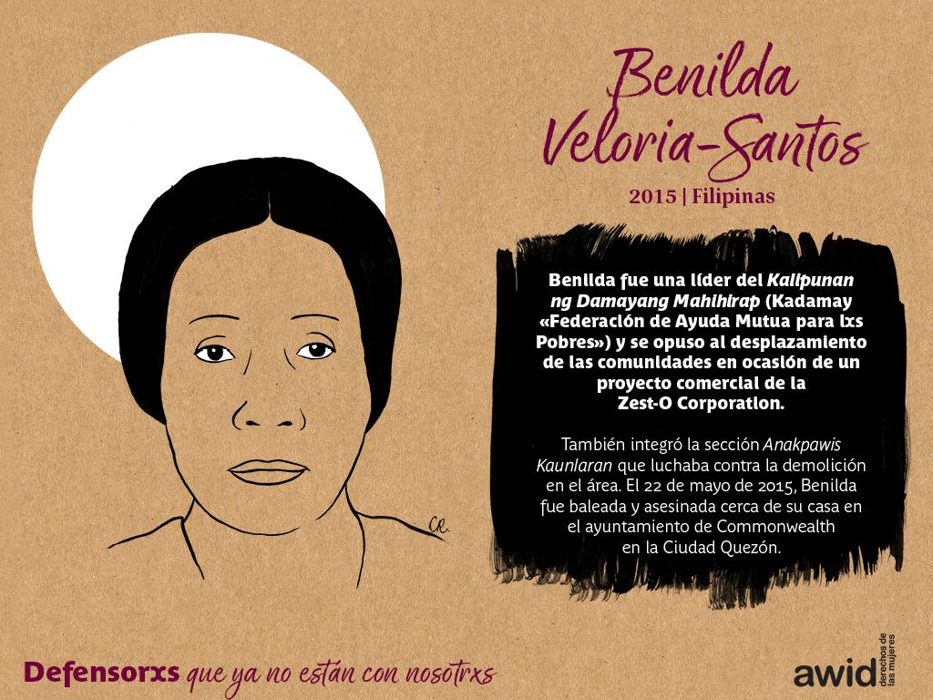 Benilda Valoria-Santos (SP)