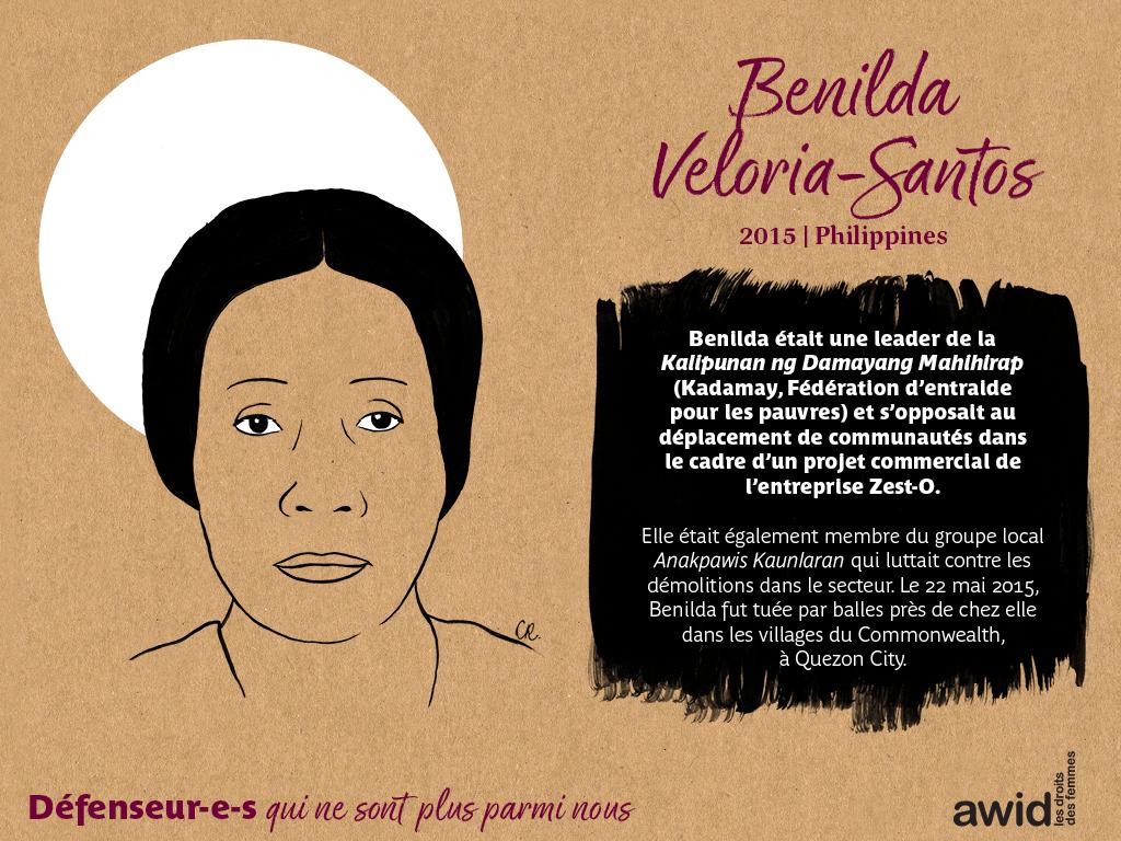 Benilda Valoria-Santos  (FR)