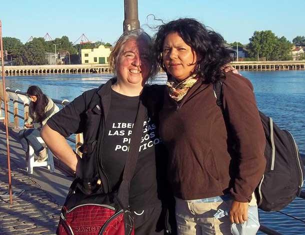 Berta's Tribute: with Claudia Korol (610x470)