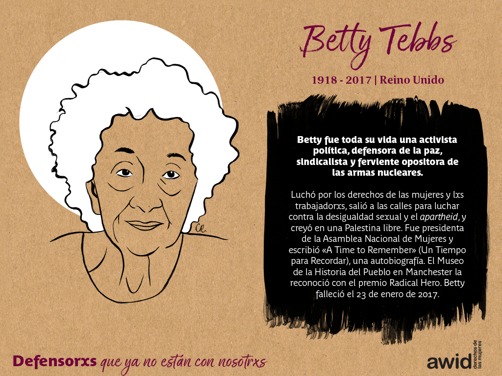 Betty Tebbs (SP)