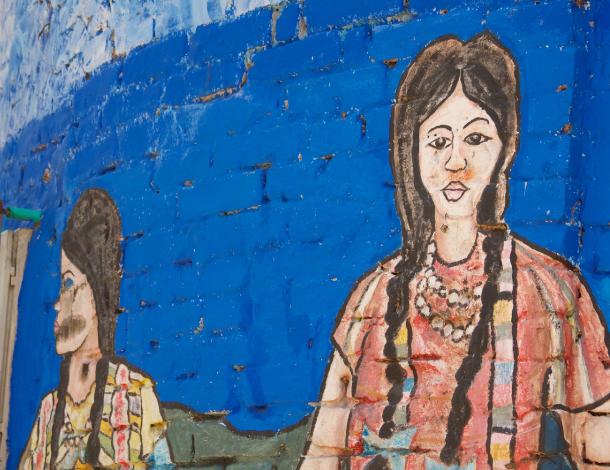Colombia - Bogotá Street Art - McKay Savage (610x470)
