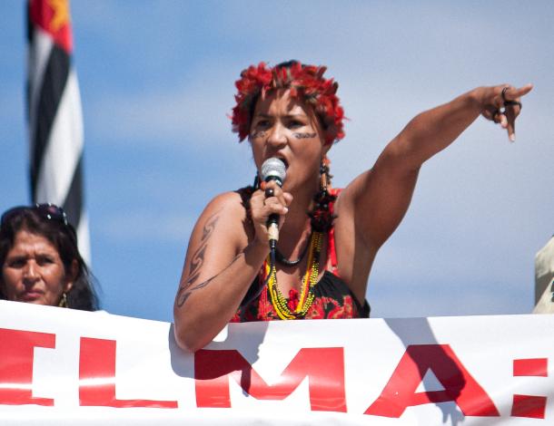 brazil feminists