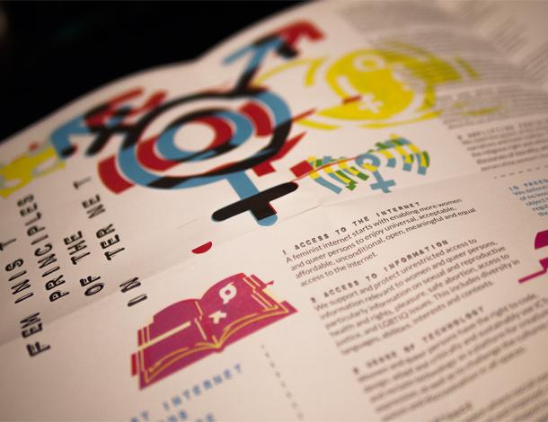 Brochure - Feminist Principles of the Internet (610x470)