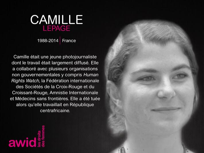 Camille Lepage FR Album