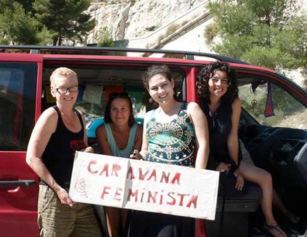 Caravana Feminista
