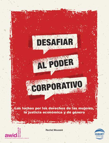Challenging Corporate Power - Cover (Spanish)