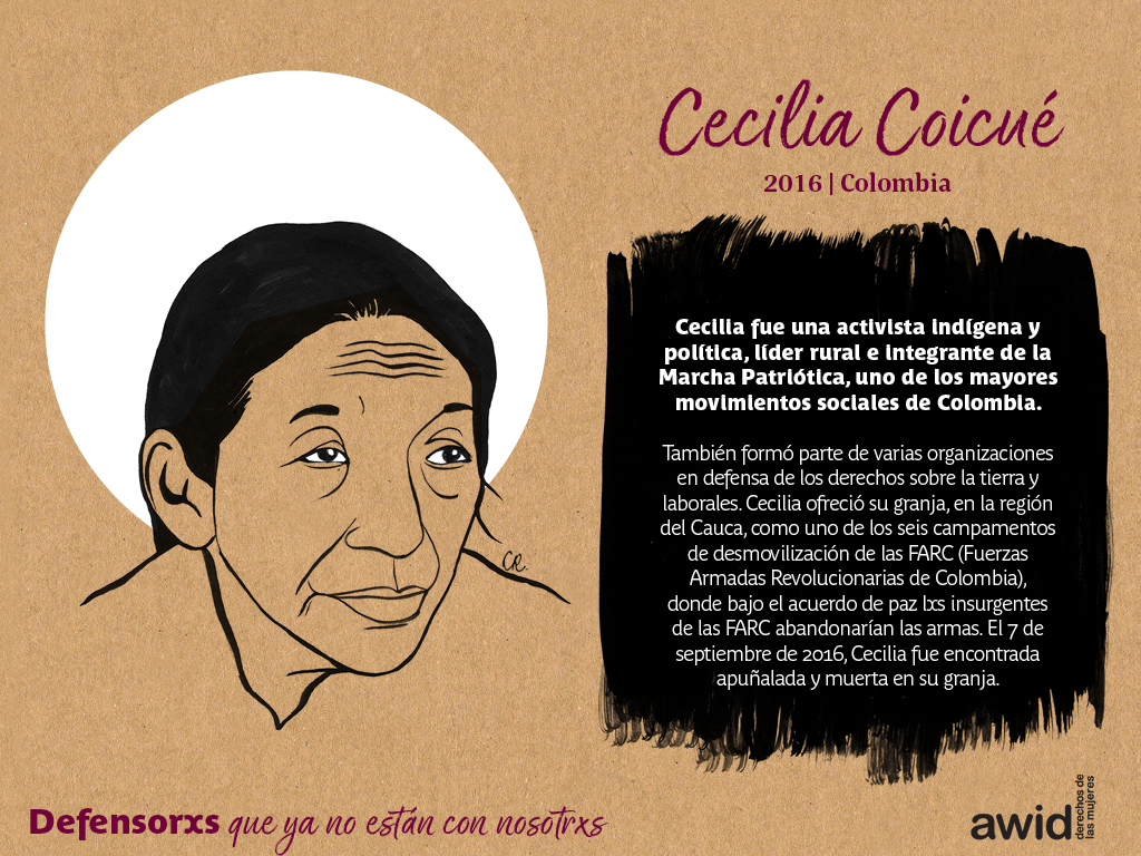 Cecilia Coicué (SP)