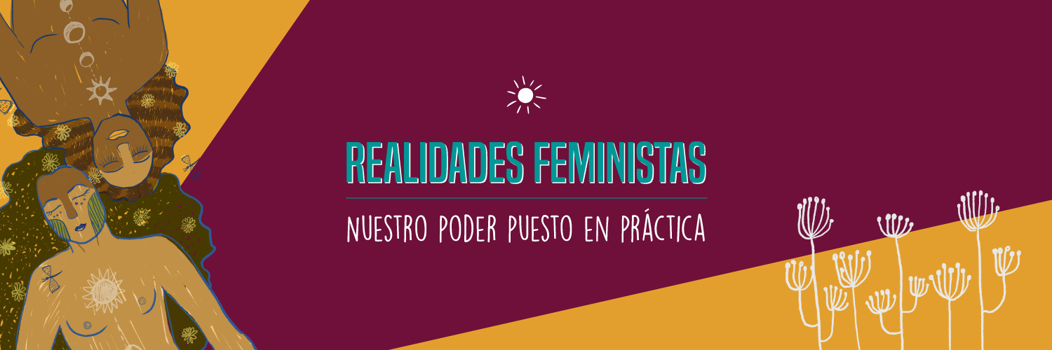 CFR Toolkit banner - ES- Feminist Realities, our power in action
