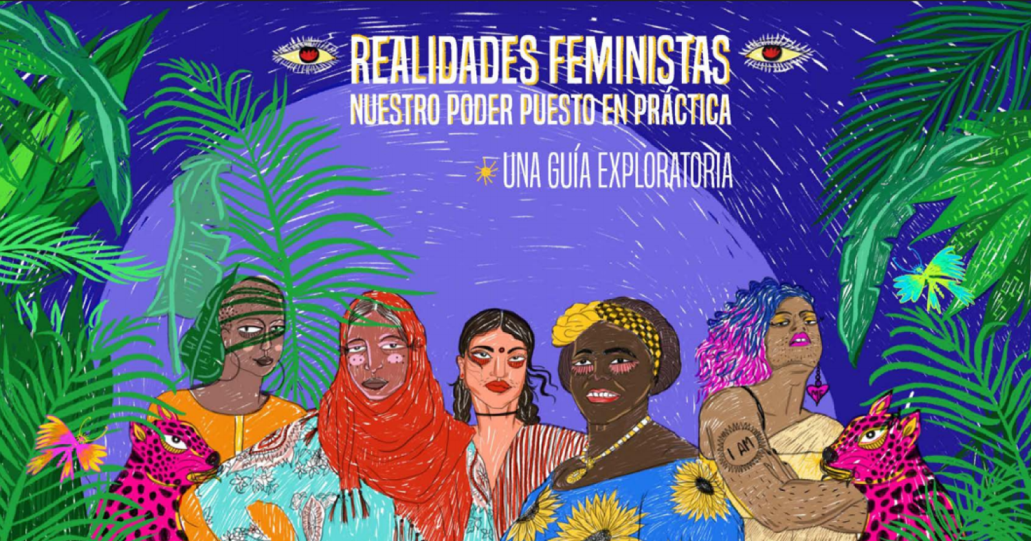 CFR Toolkit cover - banner - ES- Feminist Realities, our power in action