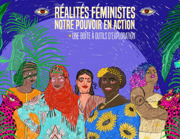 CFR Toolkit cover - FR- Feminist Realities, our power in action (610x470)