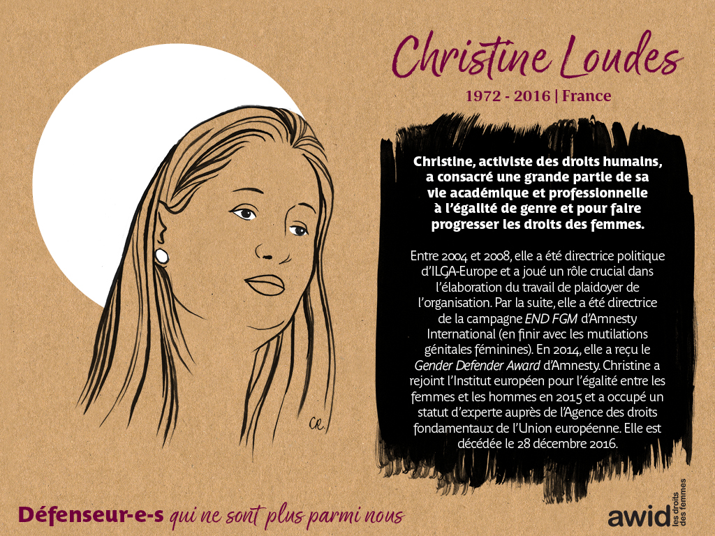 Christine Loudes (FR)
