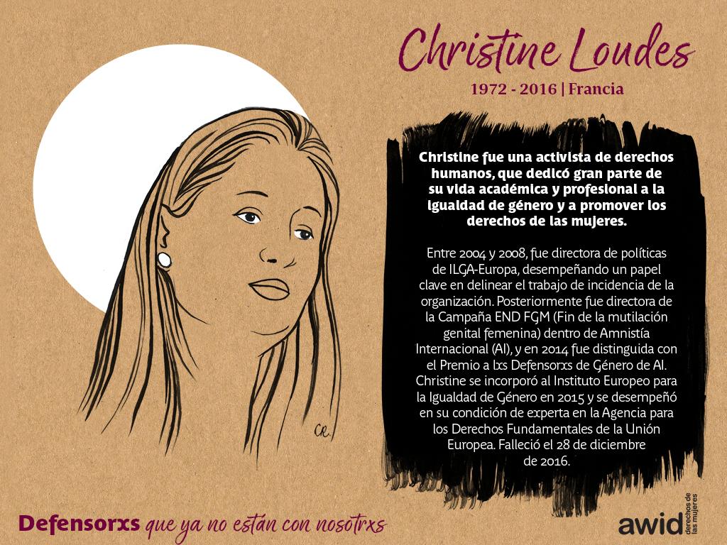 Christine Loudes (SP)