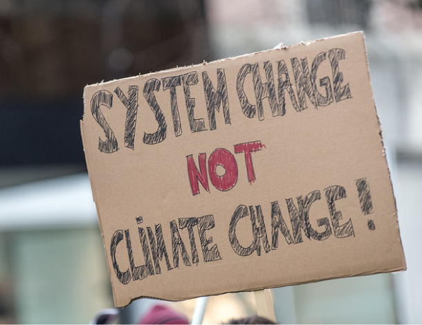 System Change, not Climate Change (610x470)