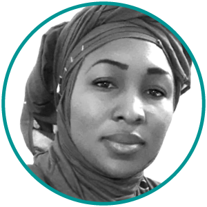 Forum CMC member - Fatoumata Sangare