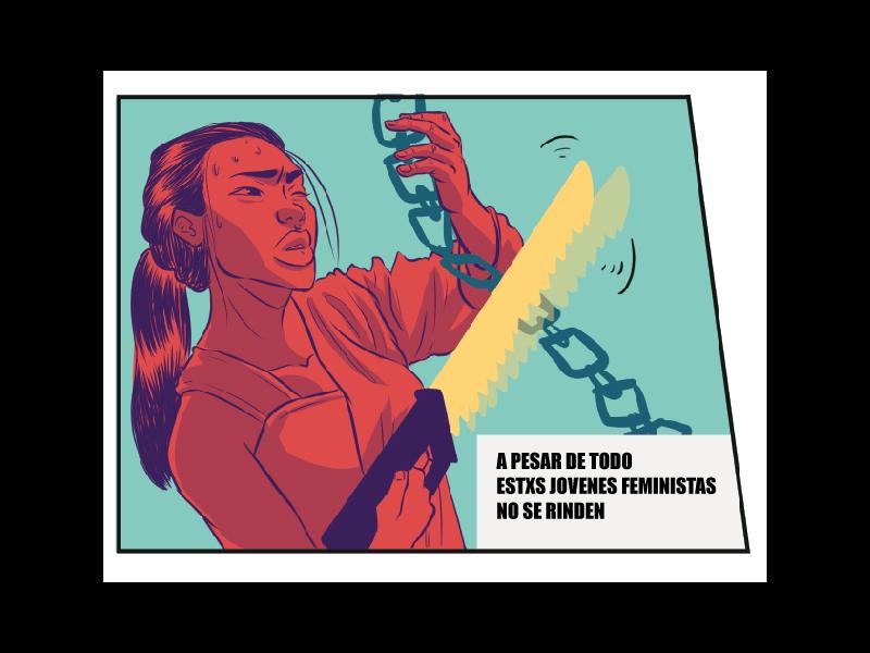 Guerrerxs Comic