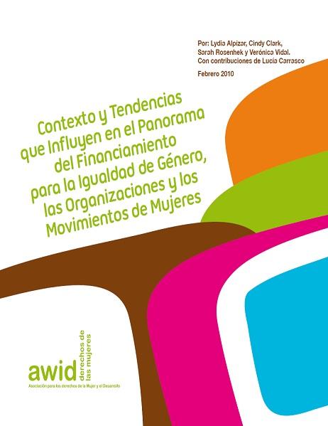 Context y tendencias Fináncia/las