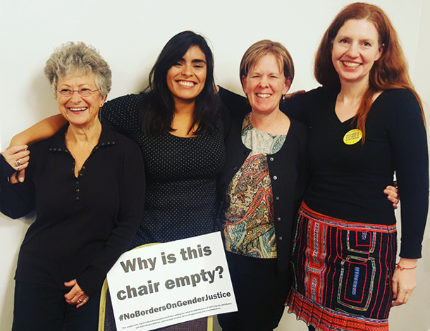 CSW61 - why is this chair empty