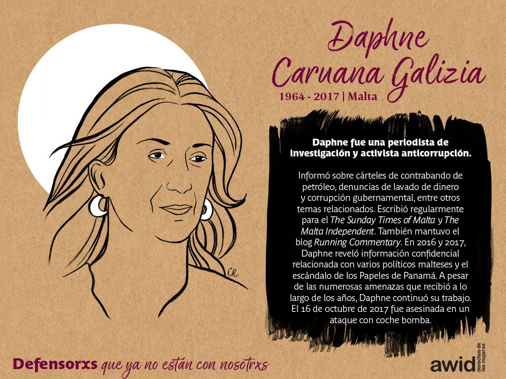 Daphne Caruana Galizia (SP)