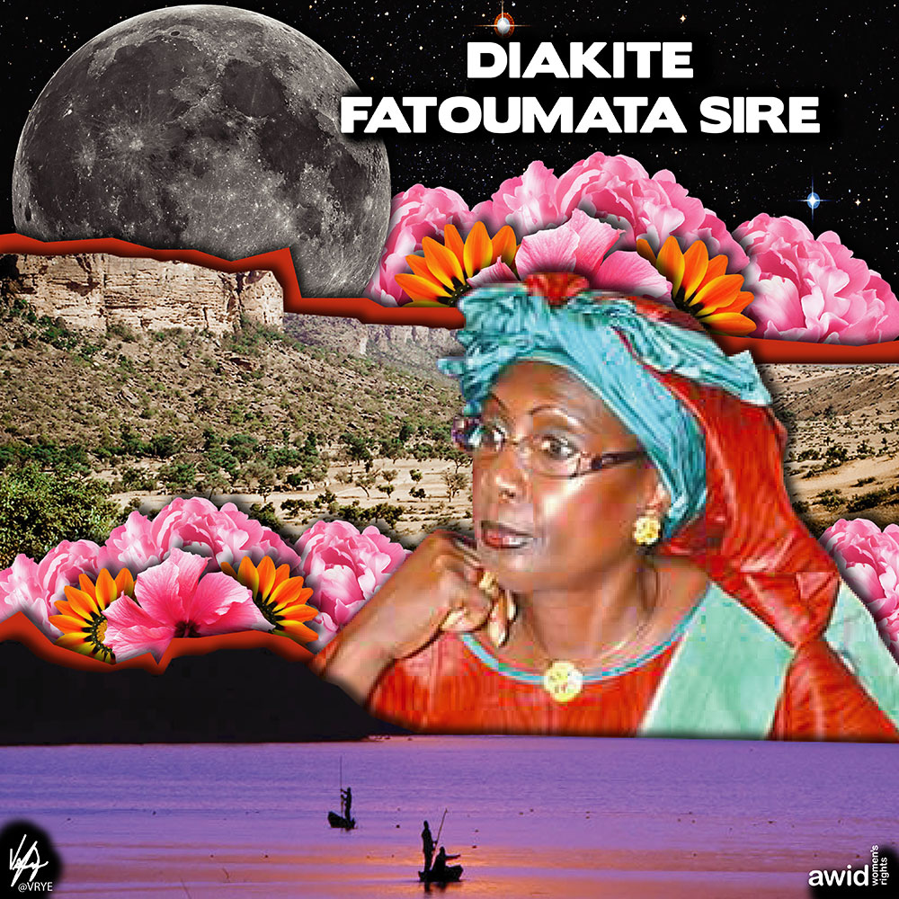 "<strong>Diakite </strong>was actively involved in advocating for women in political and public life in Mali.<br /><a href=""https://www.awid.org/whrd/diakite-fatoumata-sire"" title=""WHRD: Diakite Fatoumata Sire"">Read more ></a>"